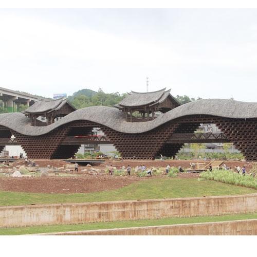 黔江--濯水风雨廊桥