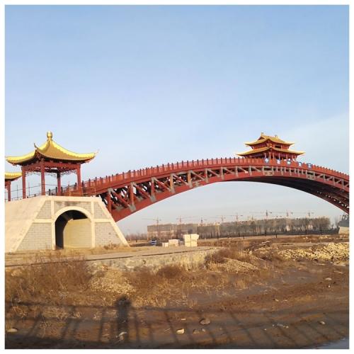 滨州市北海新区飞虹桥