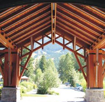 胶合木——木结构建筑的新契机