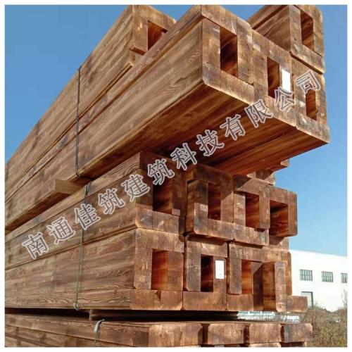 优质碳化胶合木产品