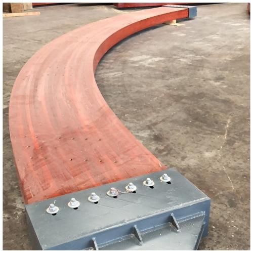 弧形胶合木产品