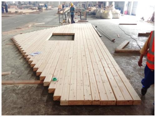 木刻楞、木刻楞墙体